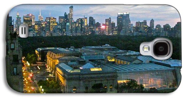 Randi Shenkman Galaxy S4 Cases - Looking South NYC Galaxy S4 Case by Randi Shenkman