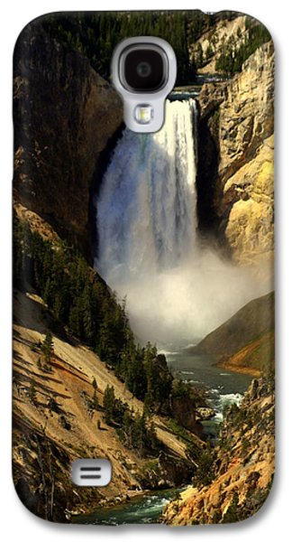 Marty Koch Galaxy S4 Cases - Lower Falls 2 Galaxy S4 Case by Marty Koch