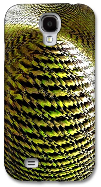 Will Power Galaxy S4 Cases - Luminous Energy 11 Galaxy S4 Case by Will Borden