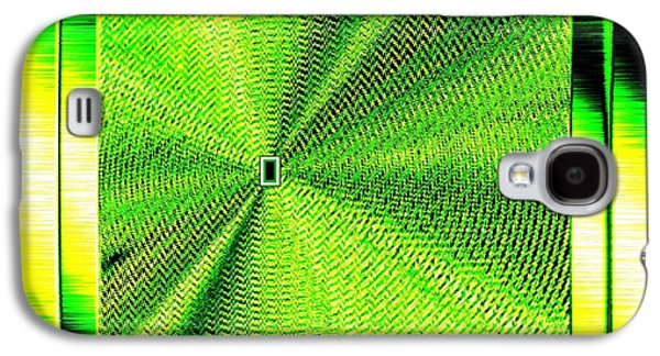 Will Power Galaxy S4 Cases - Luminous Energy 14 Galaxy S4 Case by Will Borden