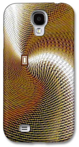 Will Power Galaxy S4 Cases - Luminous Energy 16 Galaxy S4 Case by Will Borden