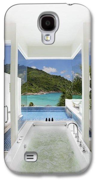 Furnishing Galaxy S4 Cases - Luxury Bathroom  Galaxy S4 Case by Setsiri Silapasuwanchai