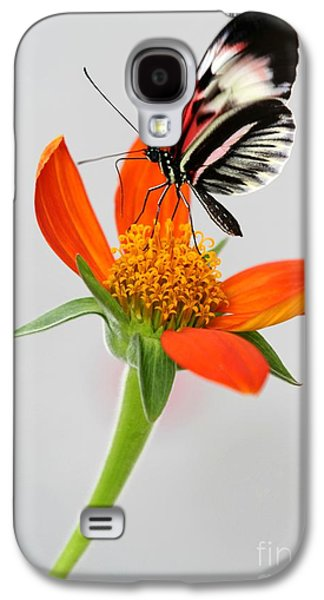 Piano Photographs Galaxy S4 Cases - Magical Butterfly Galaxy S4 Case by Sabrina L Ryan
