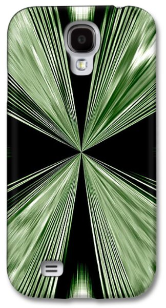 Will Power Galaxy S4 Cases - Magnetism Galaxy S4 Case by Will Borden