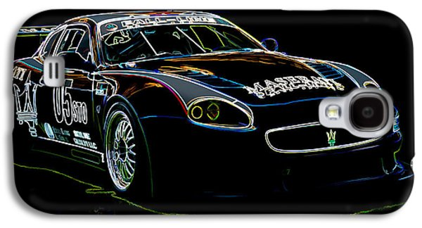 Automotive Galaxy S4 Cases - Maserati Galaxy S4 Case by Sebastian Musial