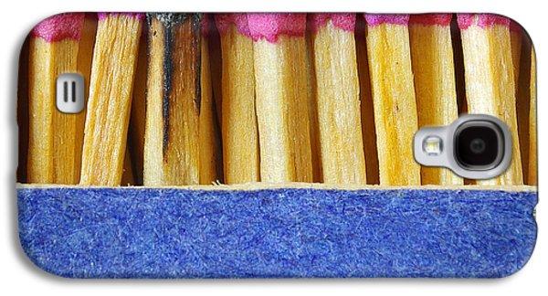 Cardboard Galaxy S4 Cases - Matchbox Galaxy S4 Case by Carlos Caetano