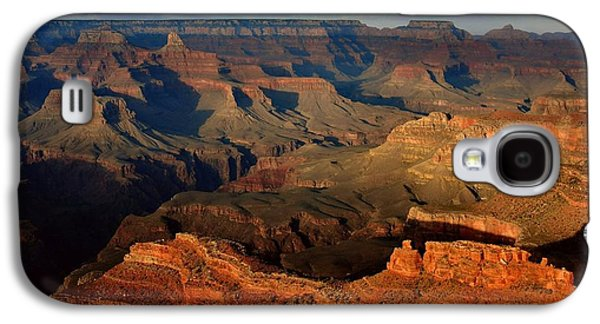 Grand Canyon Photographs Galaxy S4 Cases - Mather Point - Grand Canyon Galaxy S4 Case by Stephen  Vecchiotti