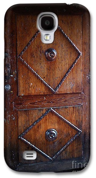 Original Photographs Galaxy S4 Cases - Mexican Door 59 Galaxy S4 Case by Xueling Zou