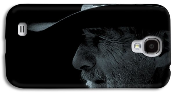 Character Portraits Photographs Galaxy S4 Cases - Midnight Cowboy Galaxy S4 Case by Christine Till