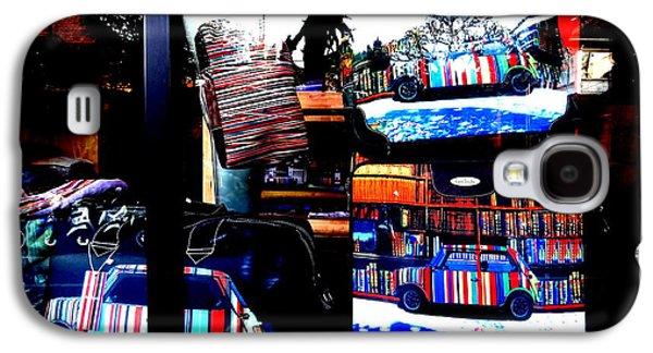Minis In The Window In Bali Galaxy S4 Case by Funkpix Photo Hunter