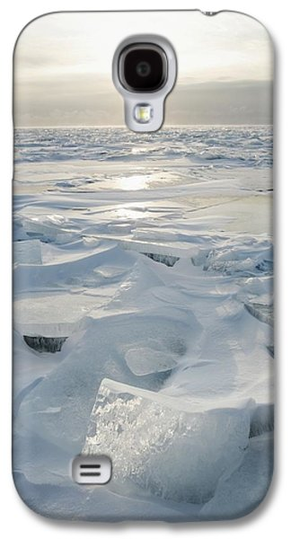 Design Pics - Galaxy S4 Cases - Minnesota, United States Of America Ice Galaxy S4 Case by Susan Dykstra