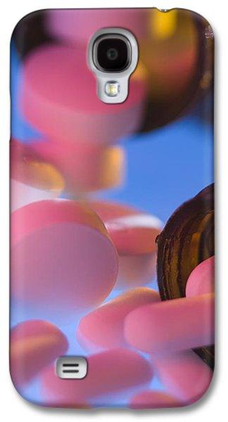 Pill Galaxy S4 Cases - Mixing Pills Galaxy S4 Case by Steve Horrell
