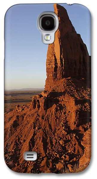 Monument Galaxy S4 Cases - Monument Valley High-lites Galaxy S4 Case by Mike McGlothlen