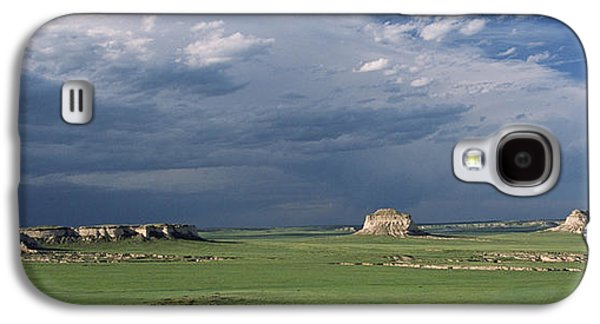 Fort Collins Galaxy S4 Cases - Moody-Buttes Galaxy S4 Case by Jim Benest