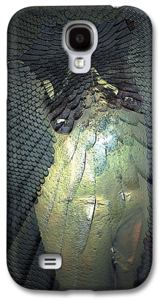 Morphing Galaxy S4 Cases - Morphing Galaxy S4 Case by Irma BACKELANT GALLERIES
