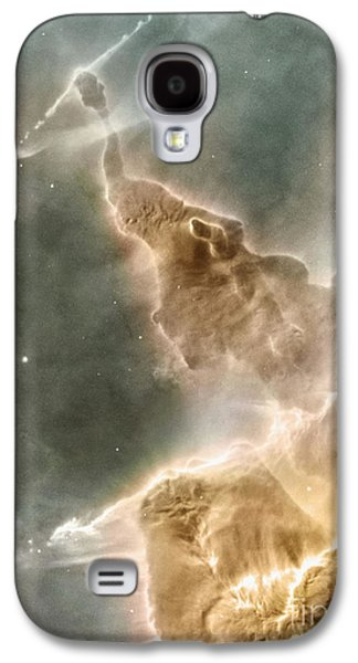 Jet Star Galaxy S4 Cases - Mountain Of Cold Hydrogen Galaxy S4 Case by Nasa