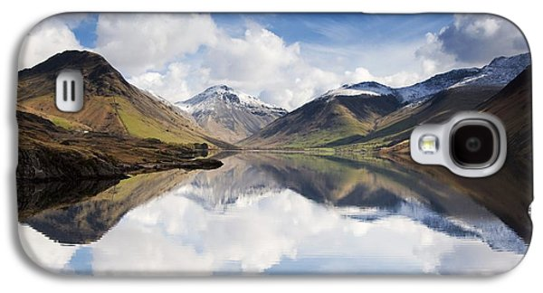 Design Pics - Galaxy S4 Cases - Mountains And Lake, Lake District Galaxy S4 Case by John Short