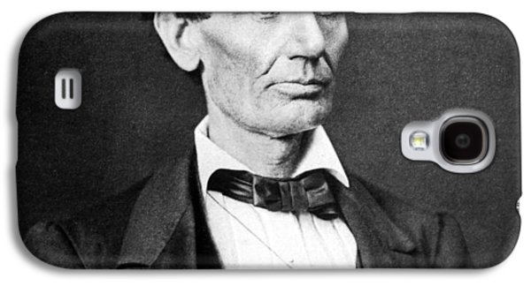 Landmarks Photographs Galaxy S4 Cases - Mr. Lincoln Galaxy S4 Case by War Is Hell Store