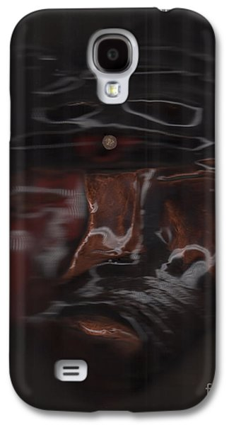 Impressionism Sculptures Galaxy S4 Cases - Murder by jrr Galaxy S4 Case by First Star Art