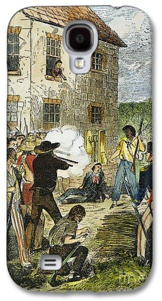 Anti-discrimination Galaxy S4 Cases - Murder Of Joseph Smith Galaxy S4 Case by Granger
