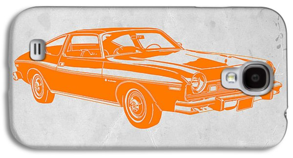 Concept Photographs Galaxy S4 Cases - Muscle car Galaxy S4 Case by Naxart Studio