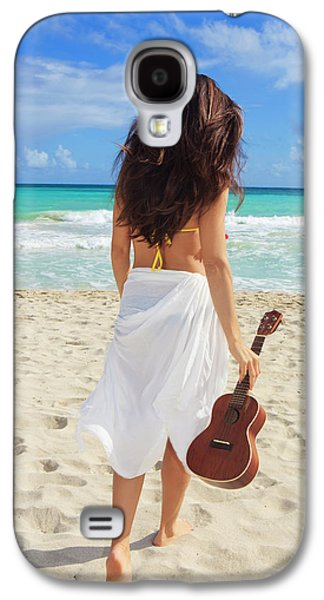 Youthful Galaxy S4 Cases - Musicians Paradise Galaxy S4 Case by Tomas Del Amo - Printscapes