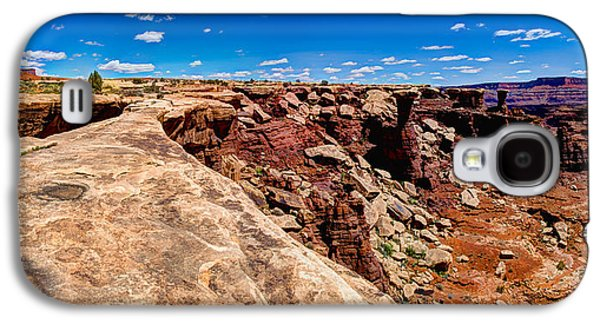 Outdoor Galaxy S4 Cases - Musselman Arch Galaxy S4 Case by Chad Dutson