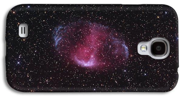 Bipolar Galaxy S4 Cases - Mwp1, An Ancient Bipolar Planetary Galaxy S4 Case by Don Goldman