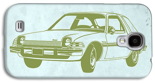 Concept Drawings Galaxy S4 Cases - My Favorite Car  Galaxy S4 Case by Naxart Studio