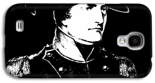 4th July Galaxy S4 Cases - Napoleon Bonaparte Galaxy S4 Case by War Is Hell Store
