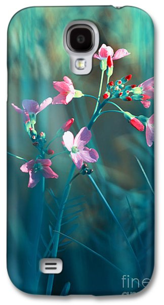 Bloosom Galaxy S4 Cases - Nature Fantasy Galaxy S4 Case by Tanja Riedel