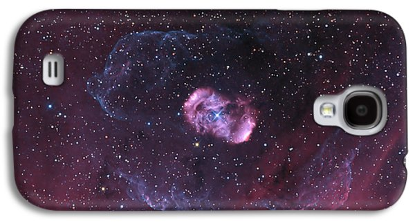 Bipolar Galaxy S4 Cases - Ngc 6164, A Bipolar Nebula Galaxy S4 Case by Don Goldman