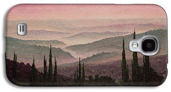 No. 126 Galaxy S4 Case by Trevor Neal