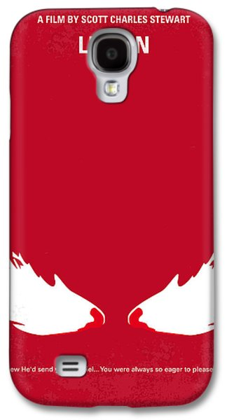 Michael Digital Galaxy S4 Cases - No050 My legion minimal movie poster Galaxy S4 Case by Chungkong Art
