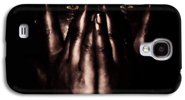 Studio Photographs Galaxy S4 Cases - Not My Dark Soul.. Galaxy S4 Case by Stylianos Kleanthous