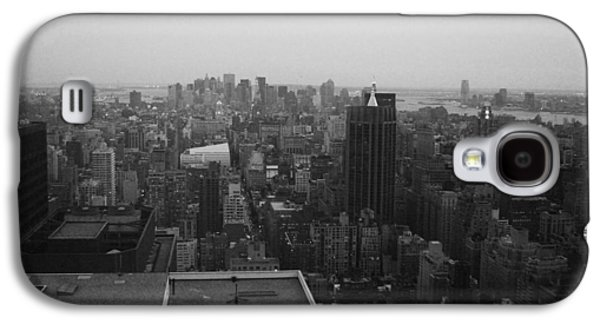 Cab Galaxy S4 Cases - NYC from the Top 5 Galaxy S4 Case by Naxart Studio