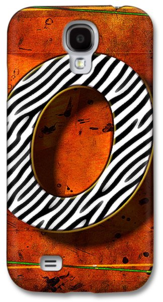 Computer Pyrography Galaxy S4 Cases - O Galaxy S4 Case by Mauro Celotti