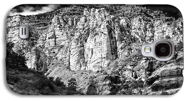 Oak Creek Galaxy S4 Cases - Oak Creek Mountain Galaxy S4 Case by John Rizzuto
