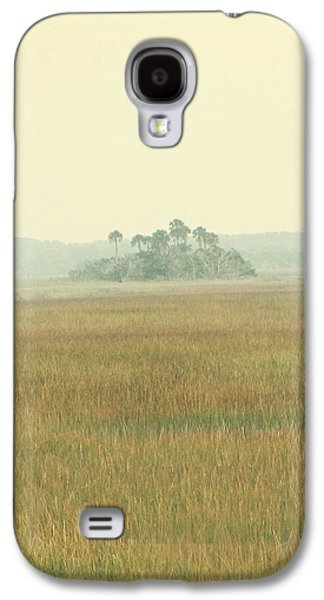 Abstract Landscape Photographs Galaxy S4 Cases - Oasis Galaxy S4 Case by Amy Tyler