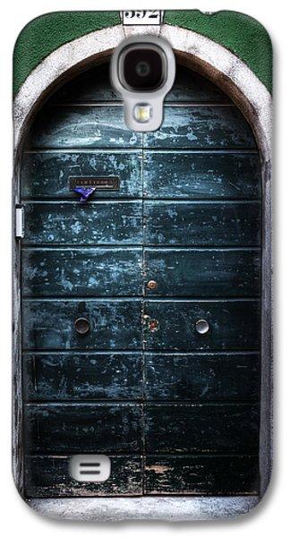 Ancient Galaxy S4 Cases - Old Door Galaxy S4 Case by Joana Kruse