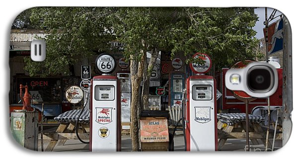 2009 Galaxy S4 Cases - Old Gas Pumps, 2009 Galaxy S4 Case by Granger