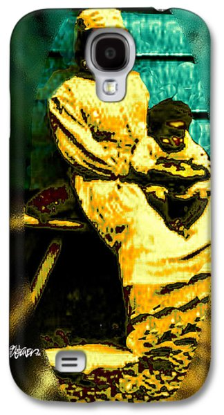 Slavery Mixed Media Galaxy S4 Cases - Old South Madonna Galaxy S4 Case by Seth Weaver
