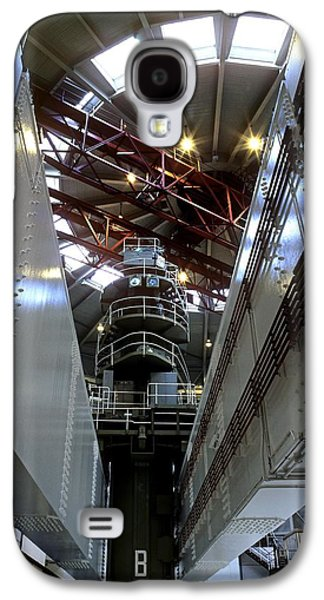 Replacing Galaxy S4 Cases - Oldbury Nuclear Power Station Galaxy S4 Case by Martin Bond