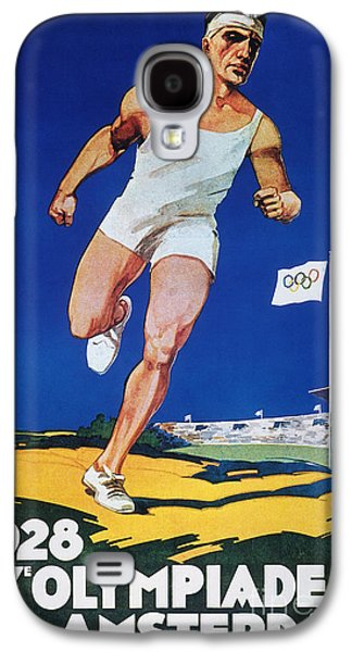 Footrace Galaxy S4 Cases - Olympic Games, 1928 Galaxy S4 Case by Granger