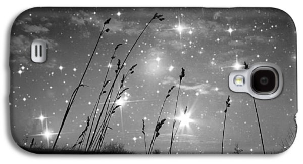 Future Photographs Galaxy S4 Cases - Only the stars and me Galaxy S4 Case by Marianna Mills