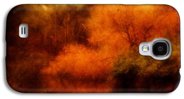 Blurred Galaxy S4 Cases - Opium Galaxy S4 Case by Andrew Paranavitana