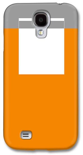 Forms Digital Art Galaxy S4 Cases - Ore Galaxy S4 Case by Naxart Studio