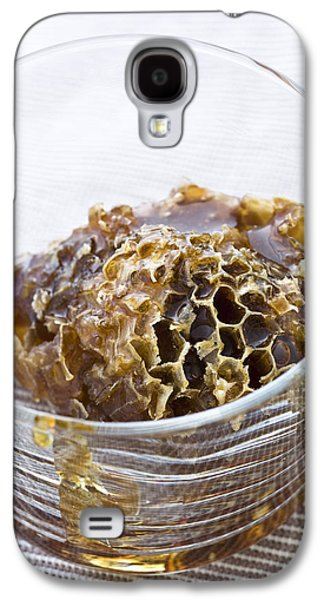 Organic Galaxy S4 Cases - Organic honey comb Galaxy S4 Case by Frank Tschakert