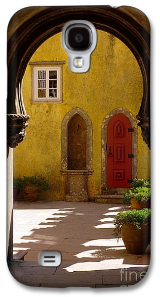 Ancient Galaxy S4 Cases - Palace arch Galaxy S4 Case by Carlos Caetano