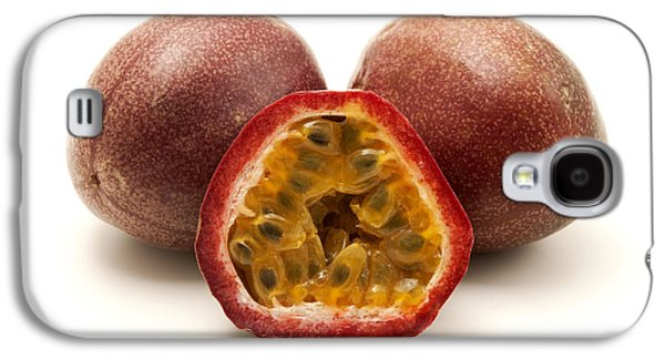 Cut Outs Galaxy S4 Cases - Passion fruits Galaxy S4 Case by Fabrizio Troiani